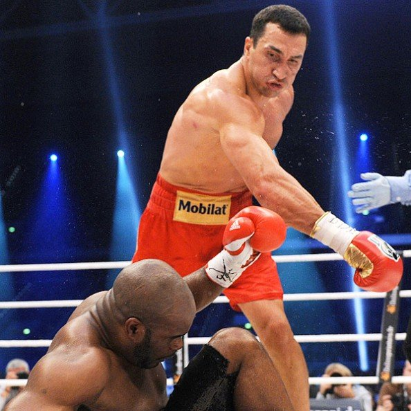 Klitschko Mormeck e1335639485448 9 Fighters Getting Knocked the F&*^ Out