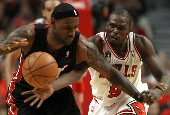 Luol Deng e1335352314496 Chicago Bulls, the Best Fourth Quarter Team in the East