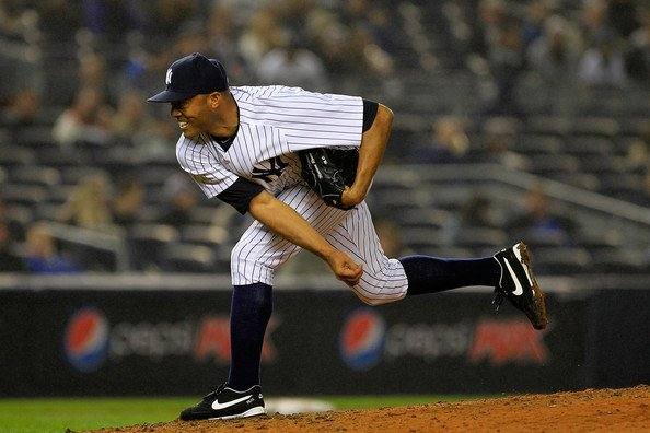 Mariano Rivera The Oldest Players in MLB Heading Into the 2012 Season