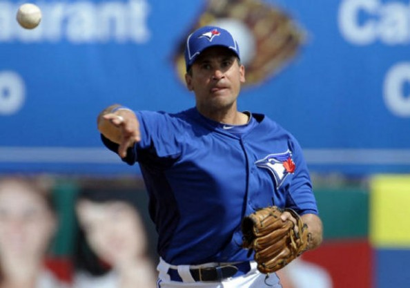 Omar Vizquel e1333459201860 The Oldest Players in MLB Heading Into the 2012 Season