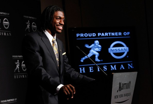 RG III e1334939787767 Robert Griffin III Shouldnt Be Worried About Selfish Claims