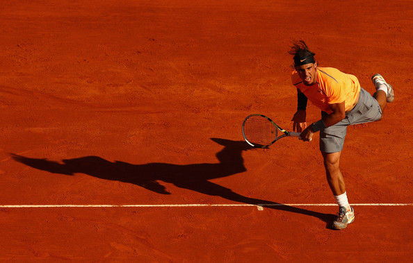 Rafael Nadal1 Rafael Nadal Too Much For Novak Djokovic in Monte Carlo Final