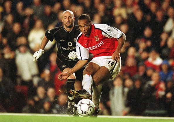 Thierry Henry e1334653948879 The Premier Leagues 10 Nominees For Greatest Goal in EPL History