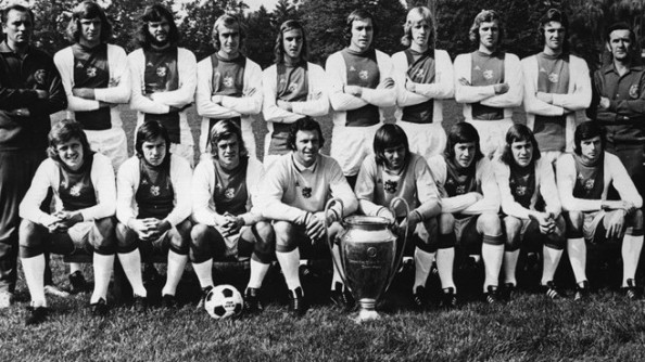 Ajax 1972 e1337182507793 7 Clubs That Have Won the Treble