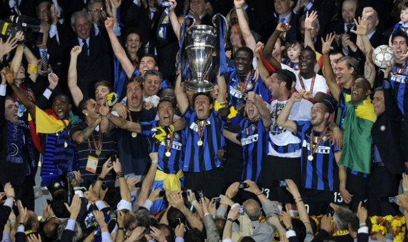 Inter 2010 e1337191208508 7 Clubs That Have Won the Treble