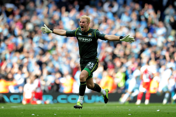 Joe Hart Highs & Lows of the Insane Finish to the 2011 2012 Premiership Season