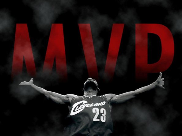 LeBron James MVP e1336837940259 Most Wins of the NBA Regular Season MVP Award