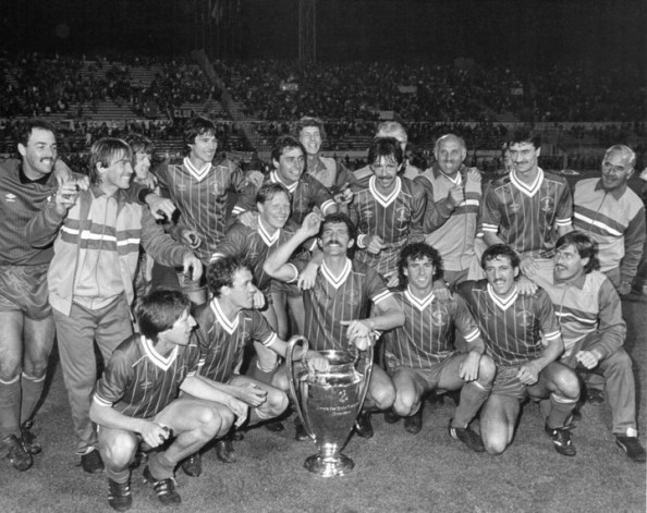 Liverpool 1984 e1337183008422 7 Clubs That Have Won the Treble