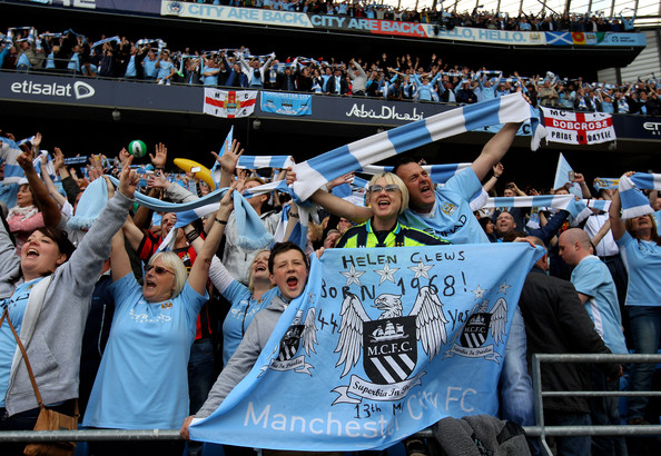 Man City Fans Highs & Lows of the Insane Finish to the 2011 2012 Premiership Season