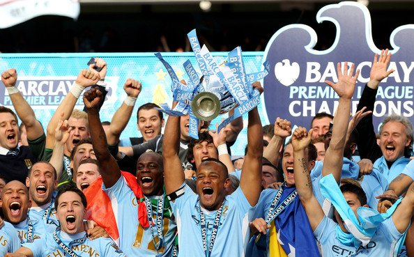 Manchester City Champions Highs & Lows of the Insane Finish to the 2011 2012 Premiership Season