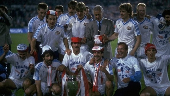 PSV 1988 e1337189965728 7 Clubs That Have Won the Treble