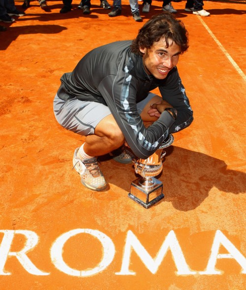 Rafael Nadal2 e1337692702555 Rafael Nadal Finally Has the Edge Back Over Novak Djokovic