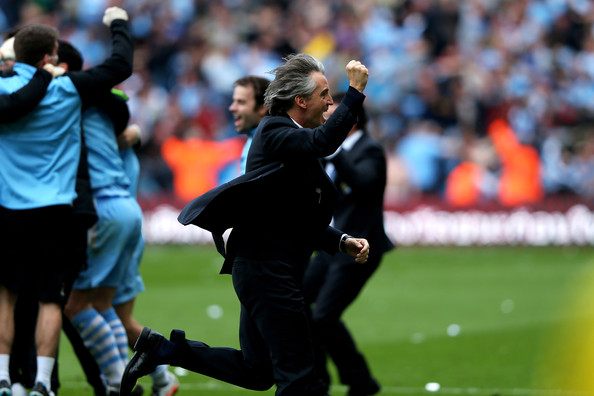 Roberto Mancini Highs & Lows of the Insane Finish to the 2011 2012 Premiership Season