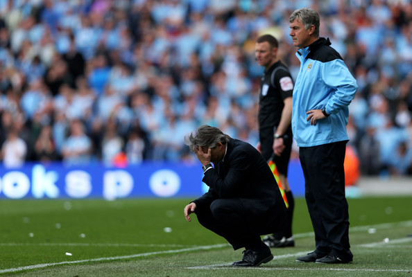 Roberto Mancini1 Highs & Lows of the Insane Finish to the 2011 2012 Premiership Season