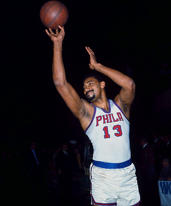 Wilt Chamberlain e1336839277705 Most Wins of the NBA Regular Season MVP Award