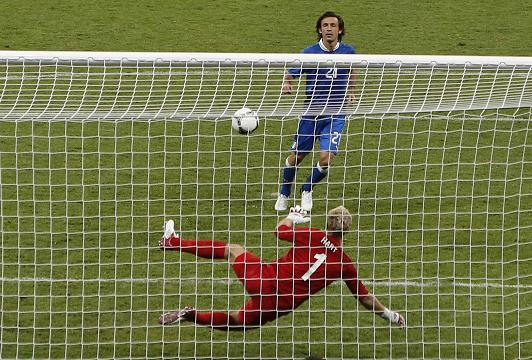 Andrea Pirlo Beyond Pirlo & Ramos   Best Penalty Kicks Ever Taken
