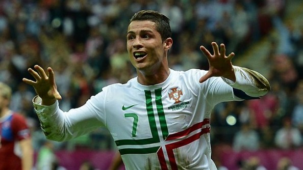 Cristiano Ronaldo11 e1340794127219 Where to Watch Spain vs Portugal Live