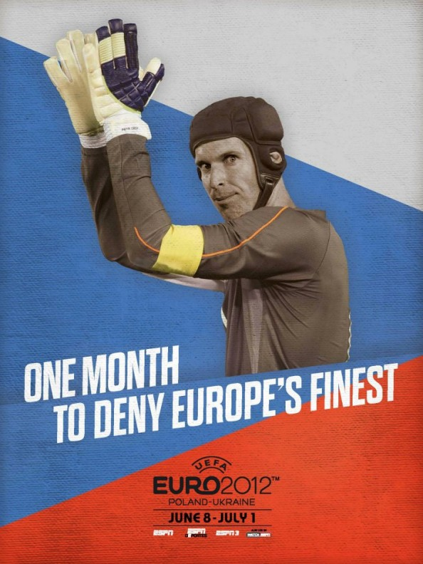 Czech Republic Euro 2012 Poster e1339055403408 Euro 2012 Posters For All 16 Nations