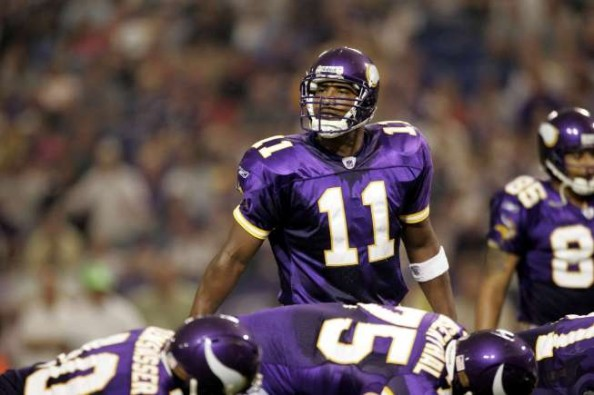 Daunte Culpepper e1339413847203 The Madden Curse   True or False?