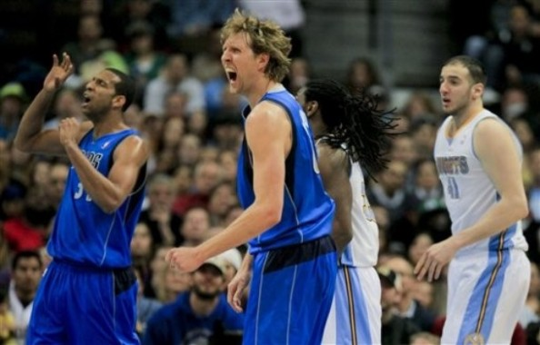 Dirk Nowitzki e1340623106113 Records and Milestones in the 2011 2012 NBA Season