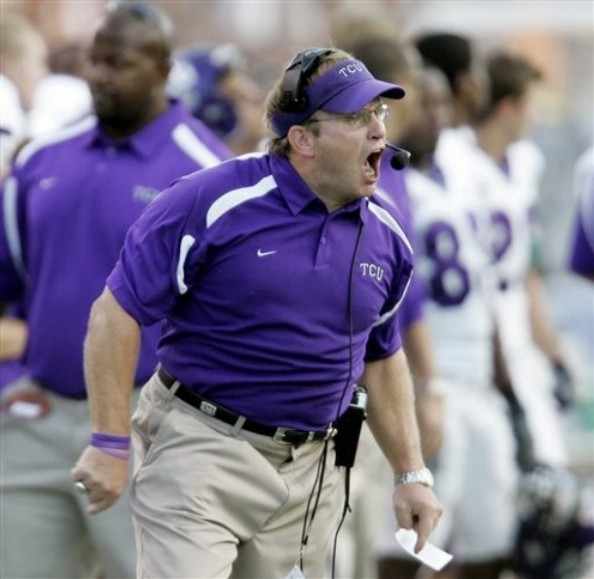Gary Patterson e1340111599888 2012 College Football   New Faces of the Big 12 and the SEC