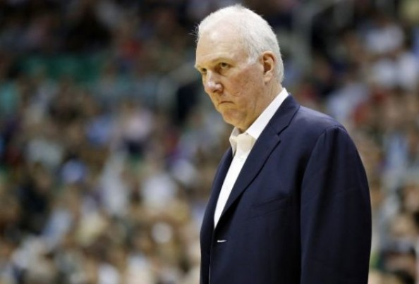 Gregg Popovich1 e1340622050585 Records and Milestones in the 2011 2012 NBA Season