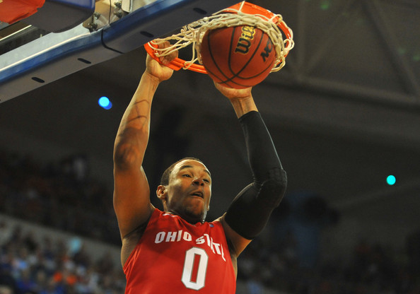 Jared Sullinger Jared Sullinger   Not a Lottery Pick in the 2012 NBA Draft