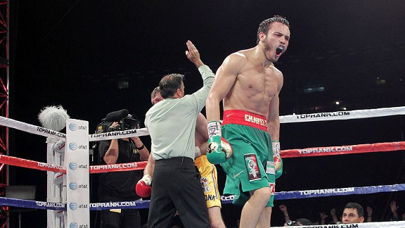 Julio Cesar Chavez, Jr