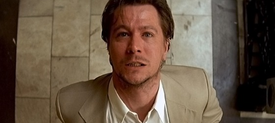 Norman Stansfield Gary Oldman to Athletes: Stop F&^%$#@ Acting!