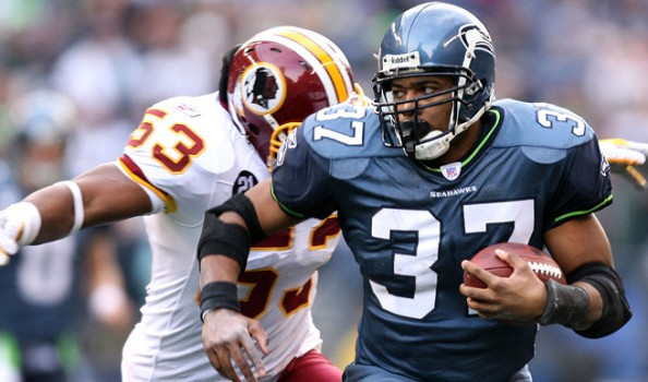 Shaun Alexander e1339414798397 The Madden Curse   True or False?