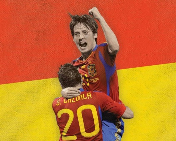 Spain Euro 2012 Poster1 e1339056504305 Euro 2012 Posters For All 16 Nations
