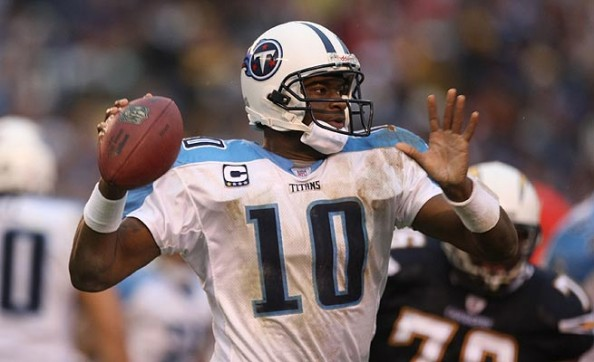 Vince Young e1339415019556 The Madden Curse   True or False?