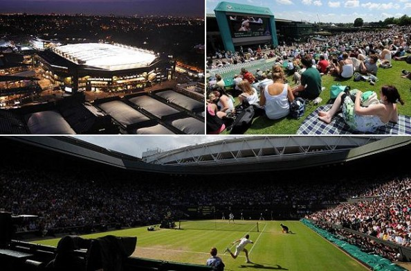 All England Club e1343115206679 The Venues of the 2012 Olympic Games in London