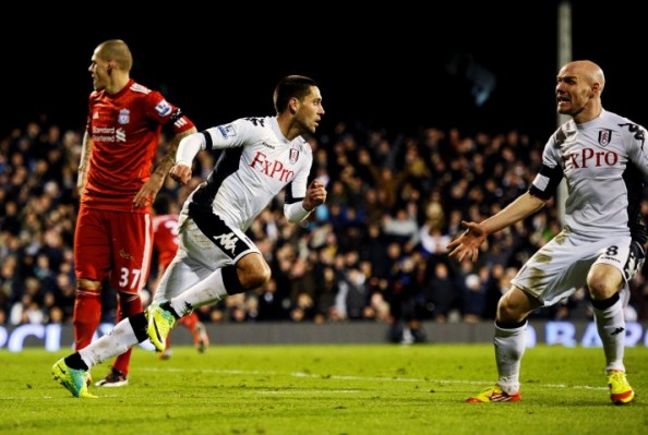 Dempsey Goal e1341751727631 Transfer Rumors 2012   Liverpool Thinking Clint Dempsey