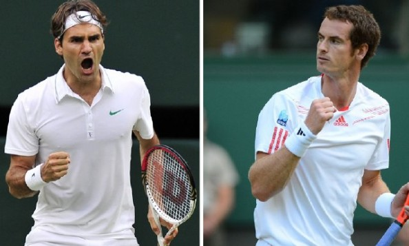 Federer Murray e1341735527693 Wimbledon Final 2012   Federer vs Murray Predictions