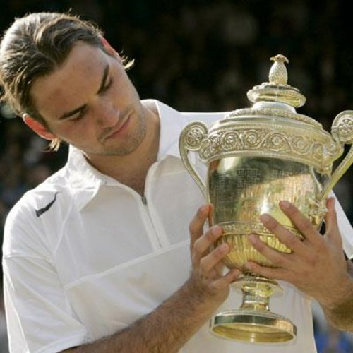 Federer Wimbledon 2004 Roger Federer Living Up to Old Predictions