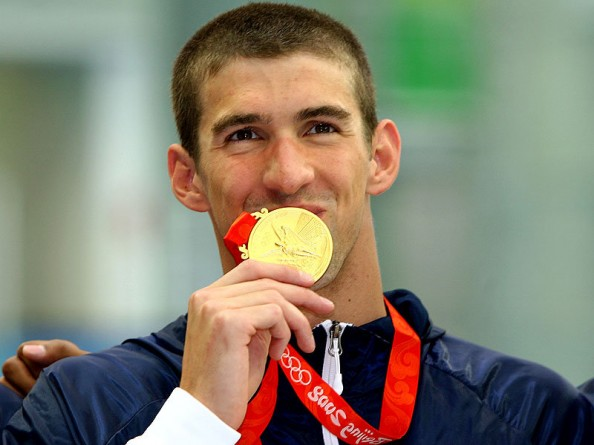 Michael Phelps e1343407618462 10 Nations With the Most Summer Olympics Gold Medals Ever
