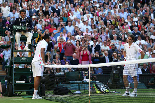 Murray Tsonga Wimbledon Final 2012   Federer vs Murray Predictions