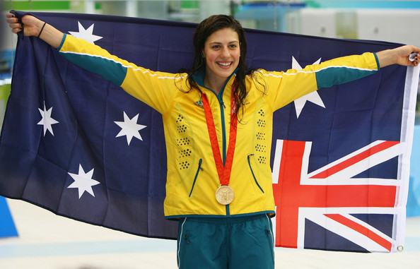 Stephanie Rice 10 Nations With the Most Summer Olympics Gold Medals Ever