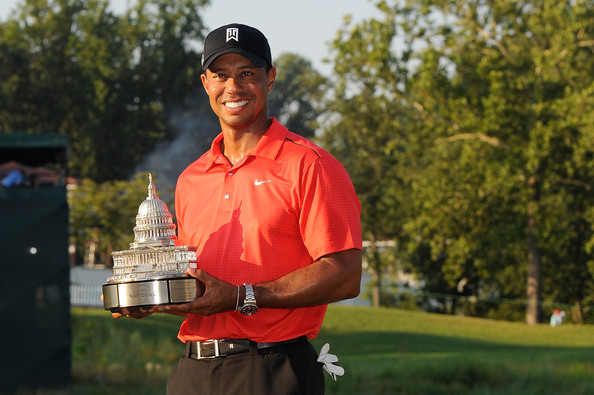 Tiger Woods Tiger Woods in 2012   The year of the Comeback