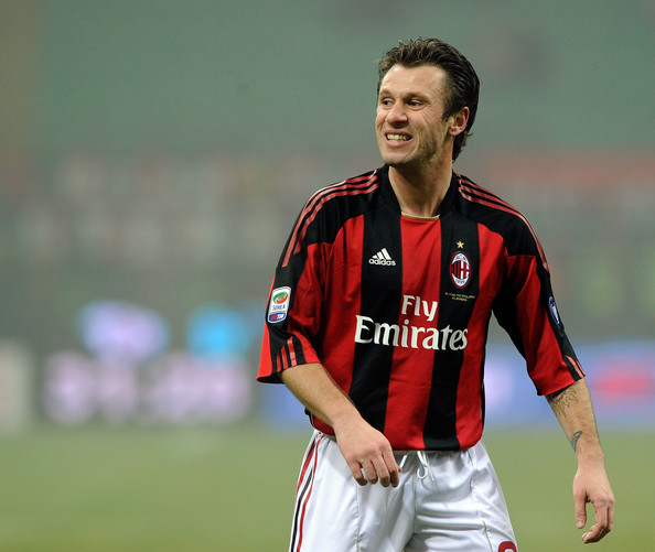 Antonio Cassano Transfer Rumors 2012   Inter and Milan Trading Antonio Cassano and Giampaolo Pazzini