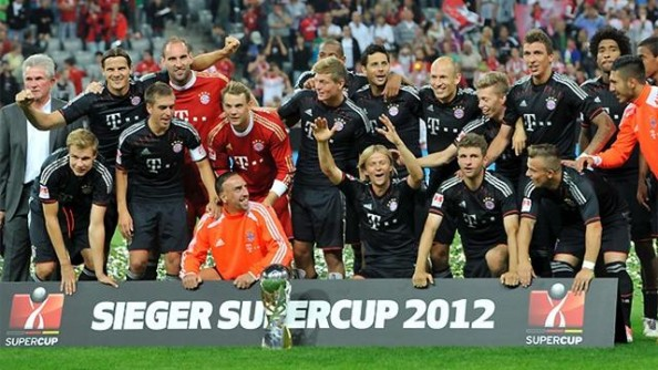 Bayern Munich e1345216523688 Who Will win the Title in England, Italy, Spain and Germany?