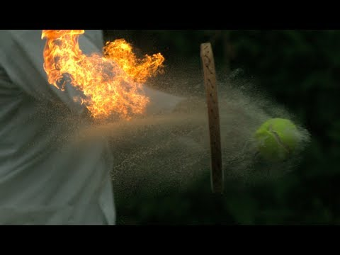 Fire Tennis Fire Tennis   The Next Step in the Evolution of a Sport