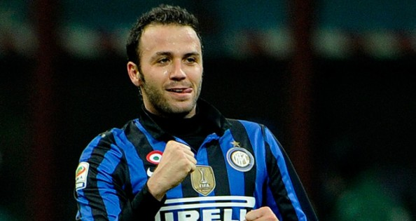 Giampaolo Pazzini e1345472624267 Transfer Rumors 2012   Inter and Milan Trading Antonio Cassano and Giampaolo Pazzini