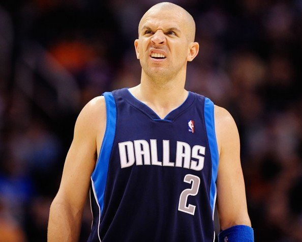Jason Kidd Face1 e1345645651712 13 Most Hated NBA Players