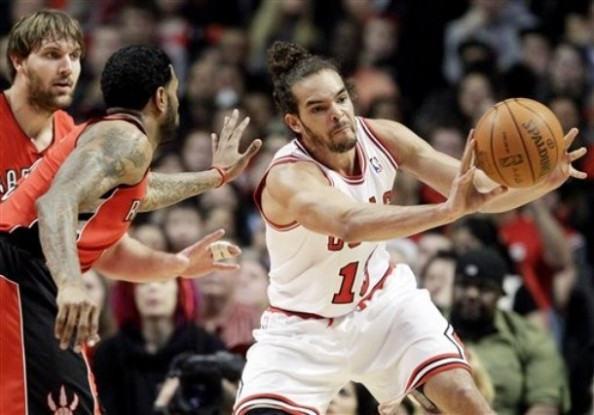Joakim Noah e1345645818787 13 Most Hated NBA Players