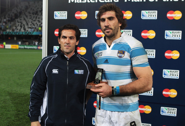 Juan Martín Fernández Lobbe Squads for the 2012 Rugby Championship