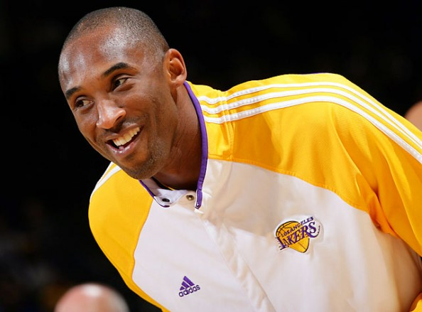 Kobe Bryant Smiling e1345647505697 13 Most Hated NBA Players