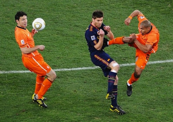 Nigel de Jong e1345738392185 13 Most Hated Footballers in the World
