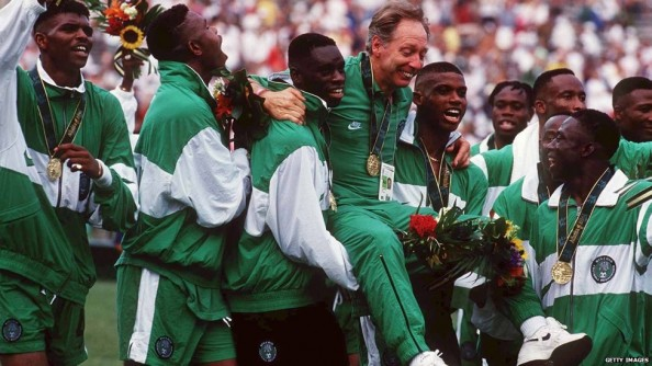 Nigeria 1996 e1344421645674 Most Successful Nations in Olympic Football History